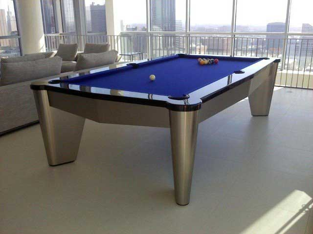 Pool Table Repair In Pittsburgh Pittsburgh Pool Table Repair - Pool table resurfacing